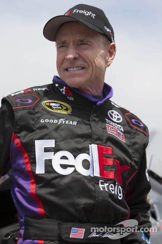 Mark Martin, Joe Gibbs Racing Toyota
