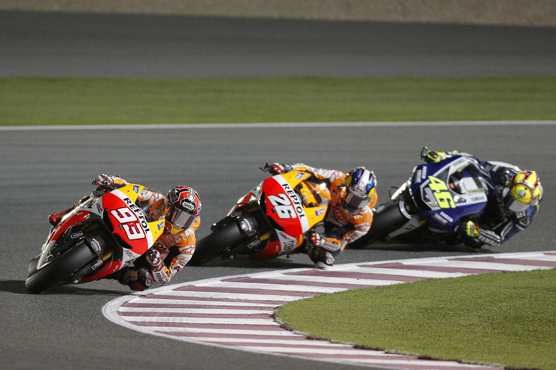 2013 - Première course en MotoGP