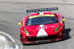 Scuderia Corsa Ferrari 458: Alessandro Balzan, Alessandro Pier Guidi