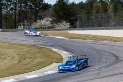 Spirit Of Daytona Corvette DP: Richard Westbrook, Ricky Taylor