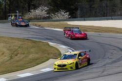 Visit Florida Racing/Speedsource Mazda6 GX: Joel Miller, Tristan Nunez
