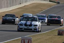 Drie dik naast elkaar; #48 Fall-Line Motorsports, Al Carter, Charles Espenlaub
