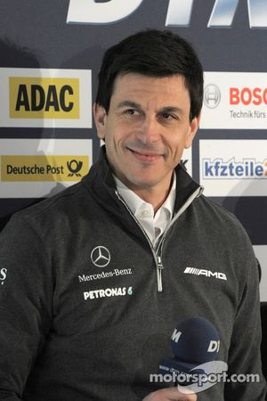 Torger Christian Toto Wolff, Sporting Director Mercedes-Benz