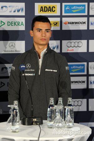Pascal Wehrlein, Team RSC Mucke Motorsport