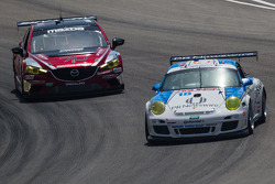 Muehlner Motorsports America Porsche GT3: Kyle Marcelli, Dion von Moltke