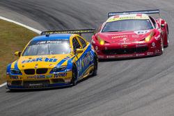 Curvaer Motorsport BMW M3: Bill Auberlen, Paul Dalla Lana