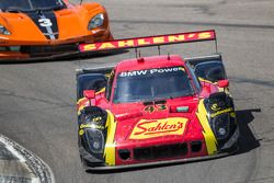 Team Sahlen BMW Riley: Joe Sahlen, Joe Nonnamaker, Will Nonnamaker
