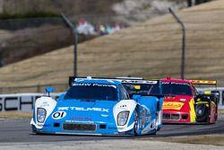 Chip Ganassi Racing with Felix Sabates BMW Riley: Scott Pruett, Memo Rojas