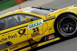Timo Glock, BMW Team MTEK, BMW M3 DTM; Marco Wittmann, BMW Team MTEK