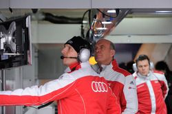 Dr. Wolfgang Ullrich, Audi-Sportchef, Audi Sport Team Abt Sportsline