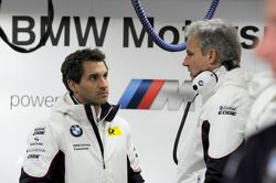 Timo Glock, BMW Team MTEK Jens Marquardt, Head of BMW Motorsport