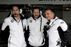 Charly Lamm Teammanager BMW Team Schnitzer