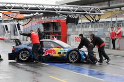 Mattias Ekström, Audi Sport Team Abt Sportsline, Audi RS 5 DTM; Timo Scheider, Audi Sport Team Abt