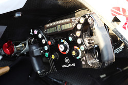 Volante do Williams FW35
