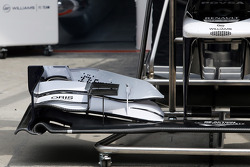 Asa dianteira do Williams FW35