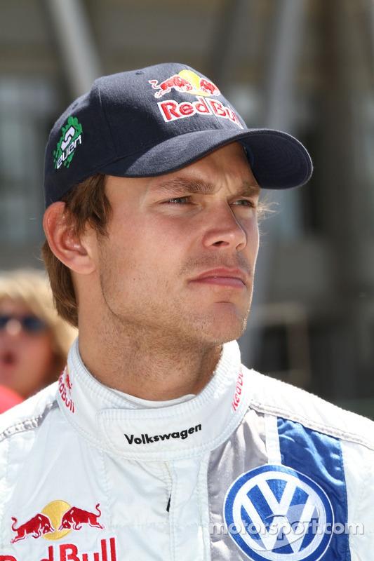 Andreas Mikkelsen, Volkswagen Polo R WRC-