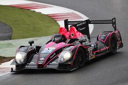 Olivier Pla, David Heinemeier Hansson, Alex Brundle, Oak Racing, Morgan - Nissan