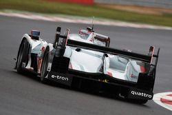 Marcel Fassler, Andre Lotterer, Benoît Tréluyer, Audi Sport Team Joest, Audi R18 e-tron quattro
