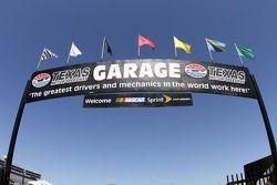 NASCAR Cup Series Garage
