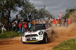 Michal Kosciuszko, Maciek Szczepaniak, Mini John Cooper trabalha WRC