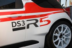 Yeni Citroen DS3 R5 tanıtımı