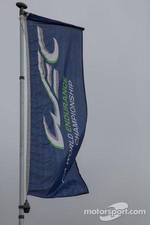 Les drapeaux WEC à Silverstone