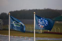 Banderas de WEC y ACO
