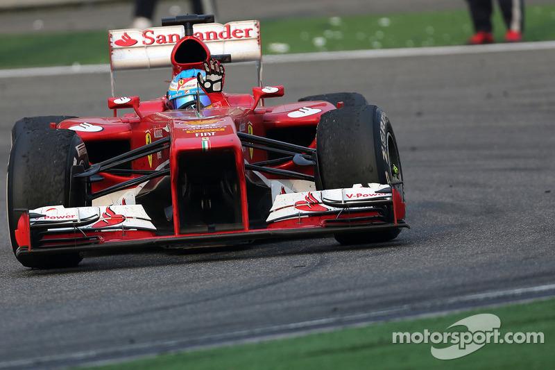 Fernando Alonso - 282 Grands Prix (en cours)