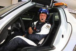 Bernd Maylander, FIA Güvenlik Aracı Pilotu