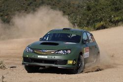 Lorenzo Bertelli, Lorenzo Granai, Subaru Impreza STi