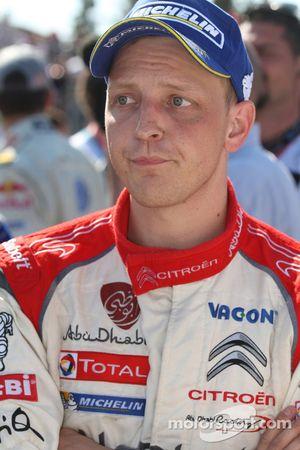 Mikko Hirvonen, Jarmo Lehtinen, Citroen DS3 WRC, Citroen Total Abu Dhabi World Rally Team
