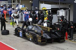 El #32 Lotus T138: Thomas Holzer, Dominik Kraihamer, Jan Charouz