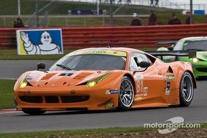 #81 8 Star Motorsports Ferrari 458 Italia