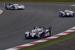 Toyota conserve les deux premières places après le premier tour complet