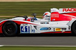 #41 Greaves Motorsport Zytek Z11SN Nissan: Chris Dyson, Michael Marsal, Tom Kimber-Smith