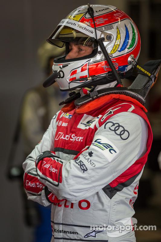 Tom Kristensen ready to get no #2 Audi