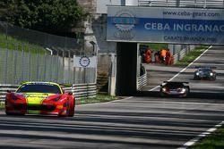 #79 Kessel Racing Ferrari 458 Italia: Alessandro Garofano, Lorenzo Bontempelli
