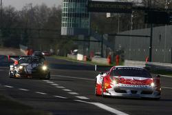#51 AF Corse Ferrari 458 Italia: Felipe Barreiros, Francisco Guedes