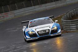 Johannes Stuck, Ferdinand Stuck, Luca Ludwig, Phoenix-Racing, Audi R8 LMS ultra