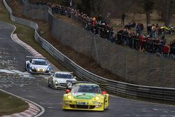 Jochen Krumbach, Marco Holzer, Manthey-Racing, Porsche 911 GT3 RSR