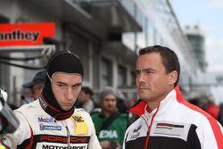 Alex Riberas, Manthey Racing, Porsche 911 GT3 Cup, Sascha Maasen