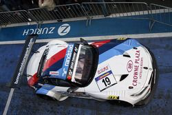 carro vencedor de Dirk Müller, Jörg Müller, Augusto Farfus Jr., BMW Team Schubert, BMW Z4 GT3