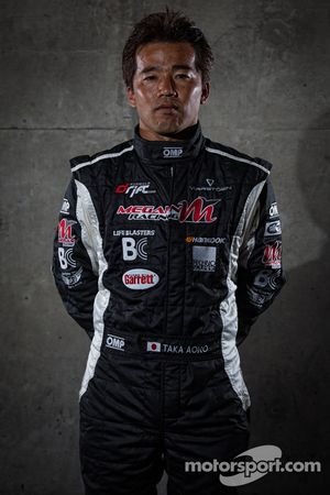 Taka Aono (Megan Racing)