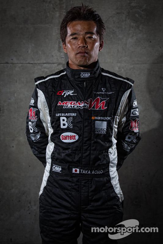Taka Aono Megan Racing