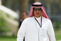 Zayed Rashed Al Zayani, Bahrain International Circuit