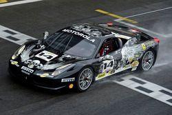 #14 Ferrari of San Diego: Brent Lawrence