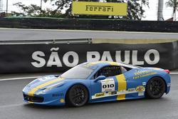 #010 Ferrari of Fort Lauderdale Ferrari 458: Henrik Hedman
