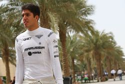 Rodolfo González, Marussia F1 Team Piloto de Reserva