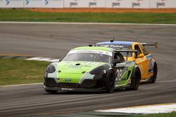 #38 BGB Motorsports Porsche Cayman: Jim Norman, David Donohue