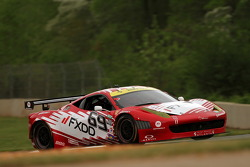#69 AIM Autosport Team FXDD with Ferrari Ferrari 458: Emil Assentato, Anthony Lazzaro